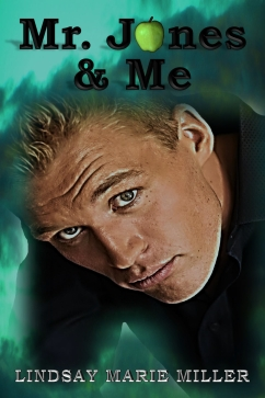 JPEG eBook Cover for Mr. Jones & Me